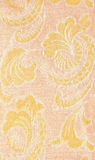 Pink flora fabric pattern Royalty Free Stock Image
