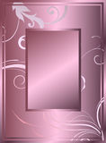 Pink Floral Backround Stock Photos