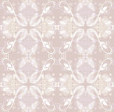 Pink Floral Ornament Royalty Free Stock Images