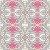 Pink floral pattern Royalty Free Stock Photos