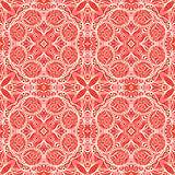 Pink floral pattern Royalty Free Stock Images