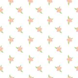 Pink Floral seamless Pattern Royalty Free Stock Images