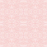 Pink floral seamless patterns Ideal for printing onto fabric Royalty Free Stock Photo