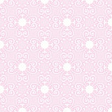 Pink Floral Wallpaper Royalty Free Stock Images