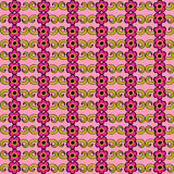 Pink Flower abstract wallpaper great for any use. Vector EPS10. Stock Photos