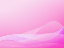 Pink Flower Background Stock Images