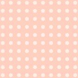 Pink Flower pattern for design. Royalty Free Stock Image
