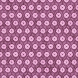 Pink Flower Repeat Pattern Background Stock Images
