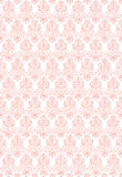 Pink flower seamless pattern Stock Photos