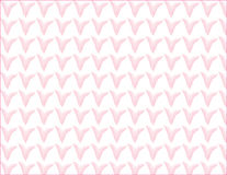 Pink Flower Vector Pattern Stock Photo