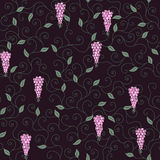 Pink Flowers Pattern. Royalty Free Stock Image