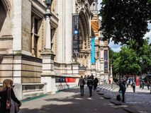 Pink Floyd wystawa przy VA muzeum w Londyn, hdr zdjęcia royalty free