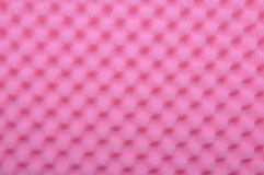 Pink foam protection Stock Photos