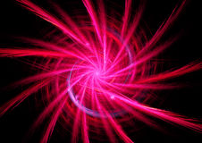 Pink Fractal Royalty Free Stock Photo