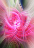 Pink fractal Stock Photography