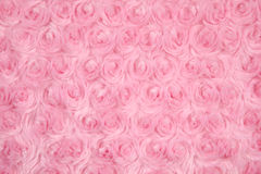 Pink fur background Stock Photos