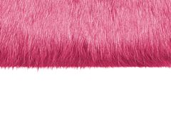 Pink fur Royalty Free Stock Photo