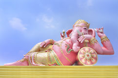 Pink ganesh Royalty Free Stock Photography