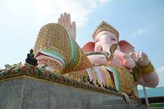 Pink Ganesha Royalty Free Stock Photo