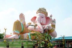 Pink Ganesha Stock Photography