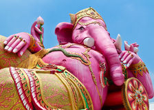 Pink Ganesha in Thailand Stock Images