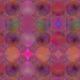 Pink Geometric Background Stock Image