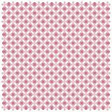Pink geometric seamless pattern. Vector image. Eps 10 vector illustration