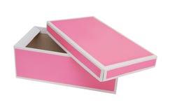 Pink gift box Royalty Free Stock Image
