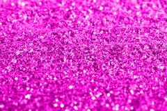 Pink  giltter texture festive abstract background, workpiece for design, soft focus stock photos