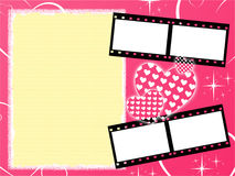 Free Pink Girly Background Stock Photography - 14264272