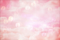 Pink girly design Stock Photography