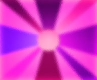 Pink Glass Abstract Background Royalty Free Stock Photography