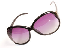 Pink glasses Royalty Free Stock Photo