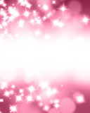 Pink glitter background Royalty Free Stock Photography