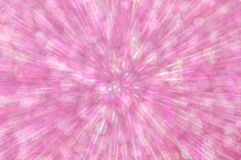 Pink glitter explosion lights abstract background Royalty Free Stock Images