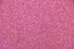 Pink glitter texture abstract background. Pink glitter texture christmas abstract background Stock Photos