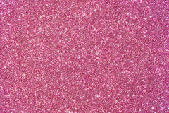 Pink glitter texture abstract background Stock Image