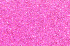 Pink glitter texture background