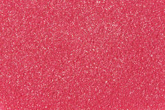 Pink glitter texture valentine`s day background. Royalty Free Stock Images