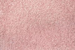 Pink glittering sequins. Pink glittering shiny sequins background Stock Image