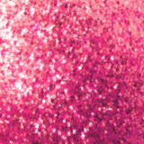 Pink glitters on a soft blurred background. EPS 8 Stock Image