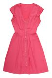 Pink gown Royalty Free Stock Photo