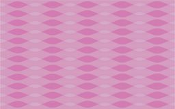 Pink waves geometric seamless repetitive vector pattern texture royalty free illustration