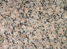 Pink granite Stock Image