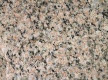 Pink granite stock image