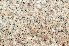 Pink granite. Close up of a pink granite used as a construction material Royalty Free Stock Image