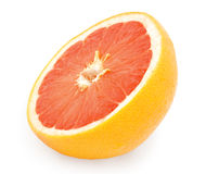 Pink grapefruit Stock Photo