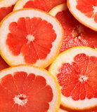 Pink grapefruit Royalty Free Stock Photos