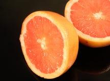 Pink grapefruit Royalty Free Stock Image