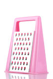 Pink grater Royalty Free Stock Image
